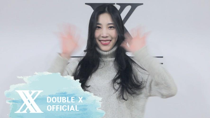 [NAYUL] 더블엑스엔터테인먼트 V 채널 오픈 축하 영상