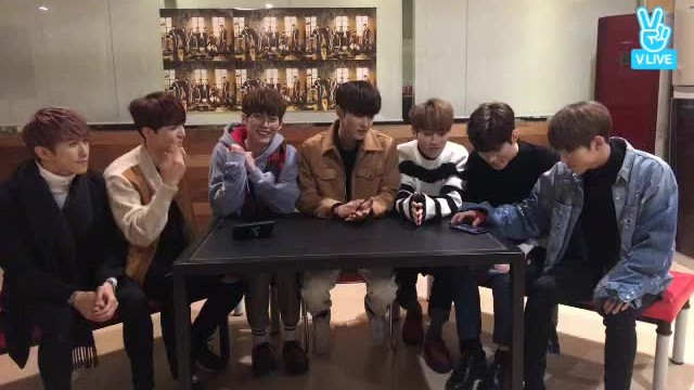 TARGET(타겟) 1st 'VLIVE' We Are TARGET