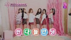 Apink 의 'Put Your Hands Up' 스폐셜화