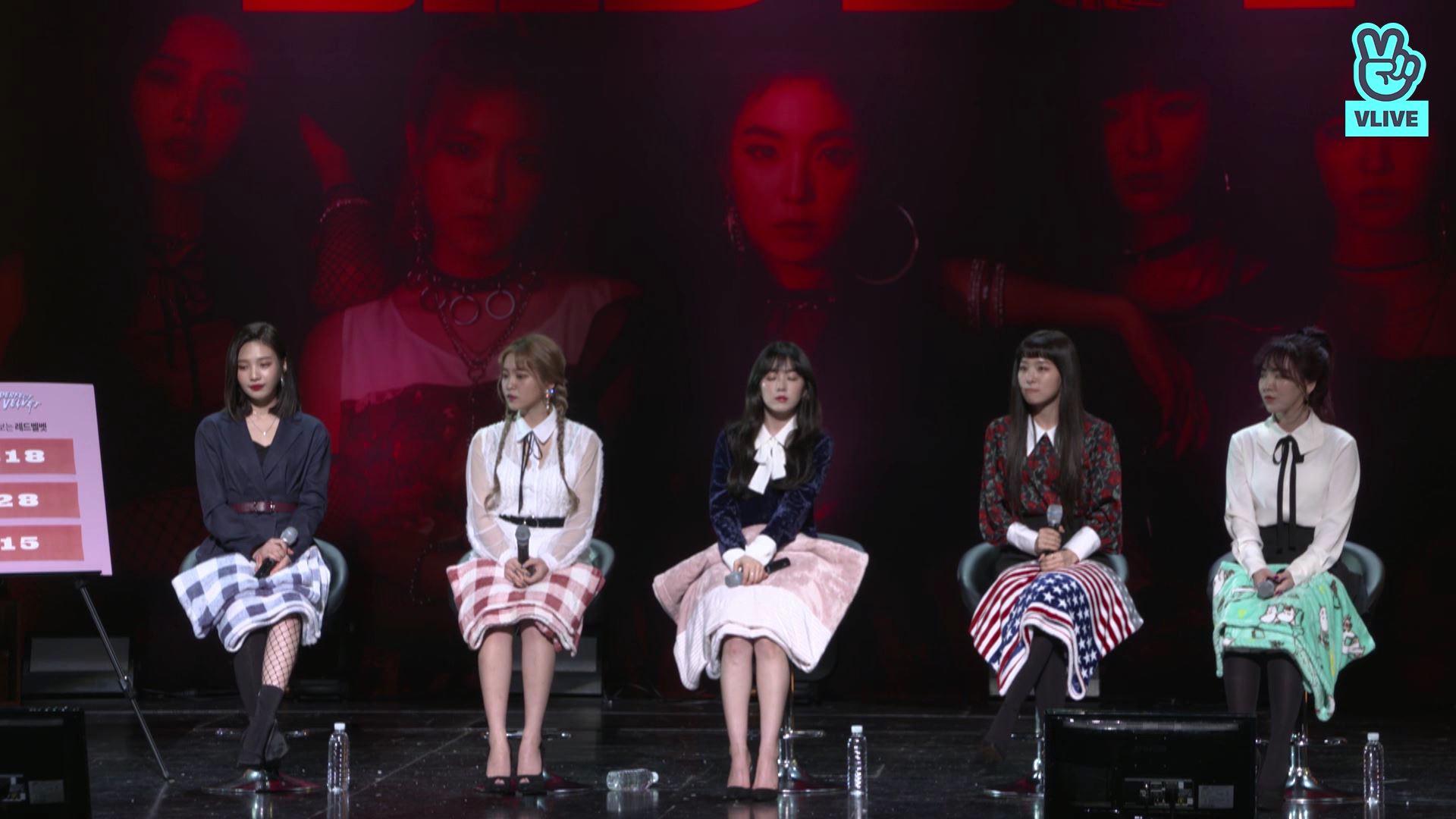 The Perfect Red Velvet Night(더 퍼펙트 레드벨벳 나이트) - PART.1