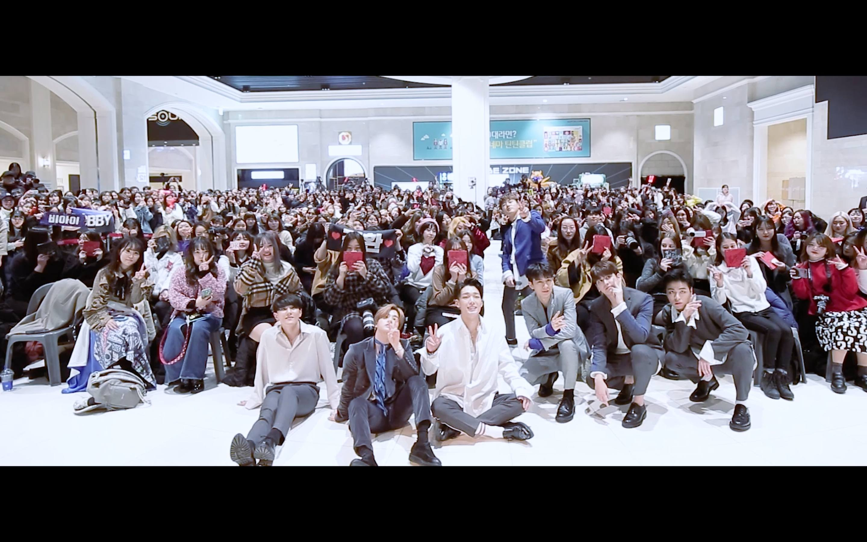 iKON - '2nd ALBUM : RETURN' FAN SIGNING DAY IN JAMSIL