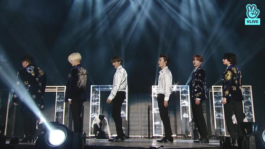 SuperJunior - intro + Black Suit (27th Seoul Music Awards)