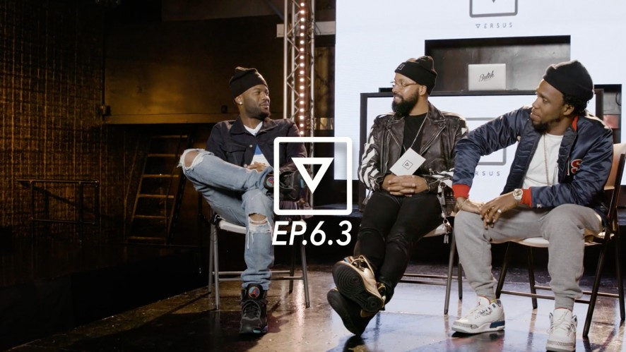 [Versus]: Ep. 6.3 The Fifth Elimination
