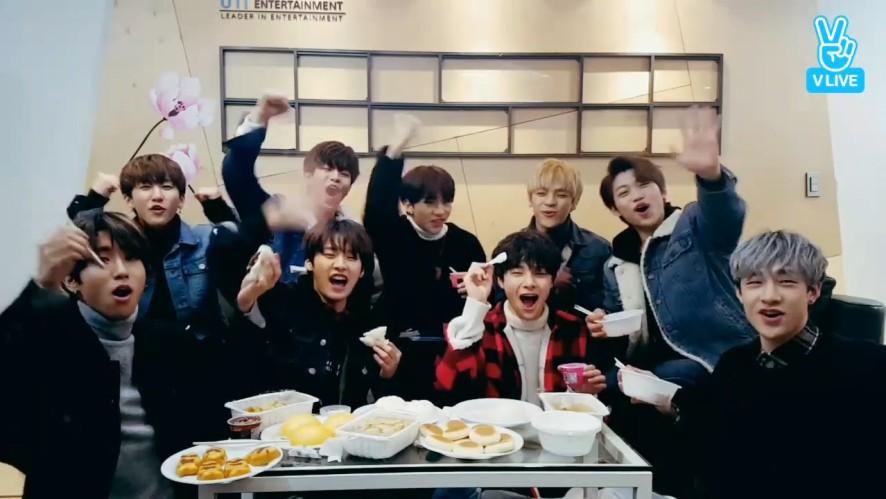 [Stray Kids] 슼둥이들의 겨울철 간식 먹방🍢 (Stray Kids eating winter snacks)