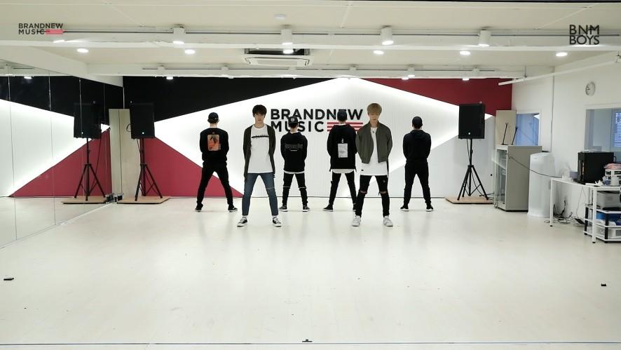 MXM (BRANDNEWBOYS) – 'Errday' Dance Practice