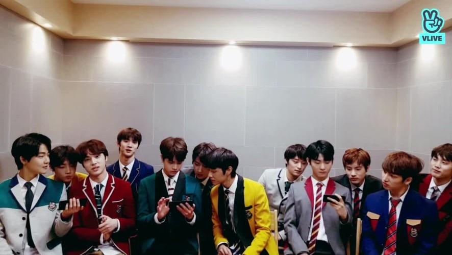 [THE BOYZ] 반장보고서 시즌2 첫방송2