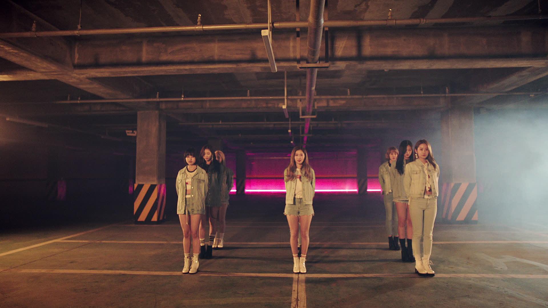 """유닛G 신곡 """"YI"""" 안무티저영상 / [UNIT G - Teaser of the new song """"YI""""]"""