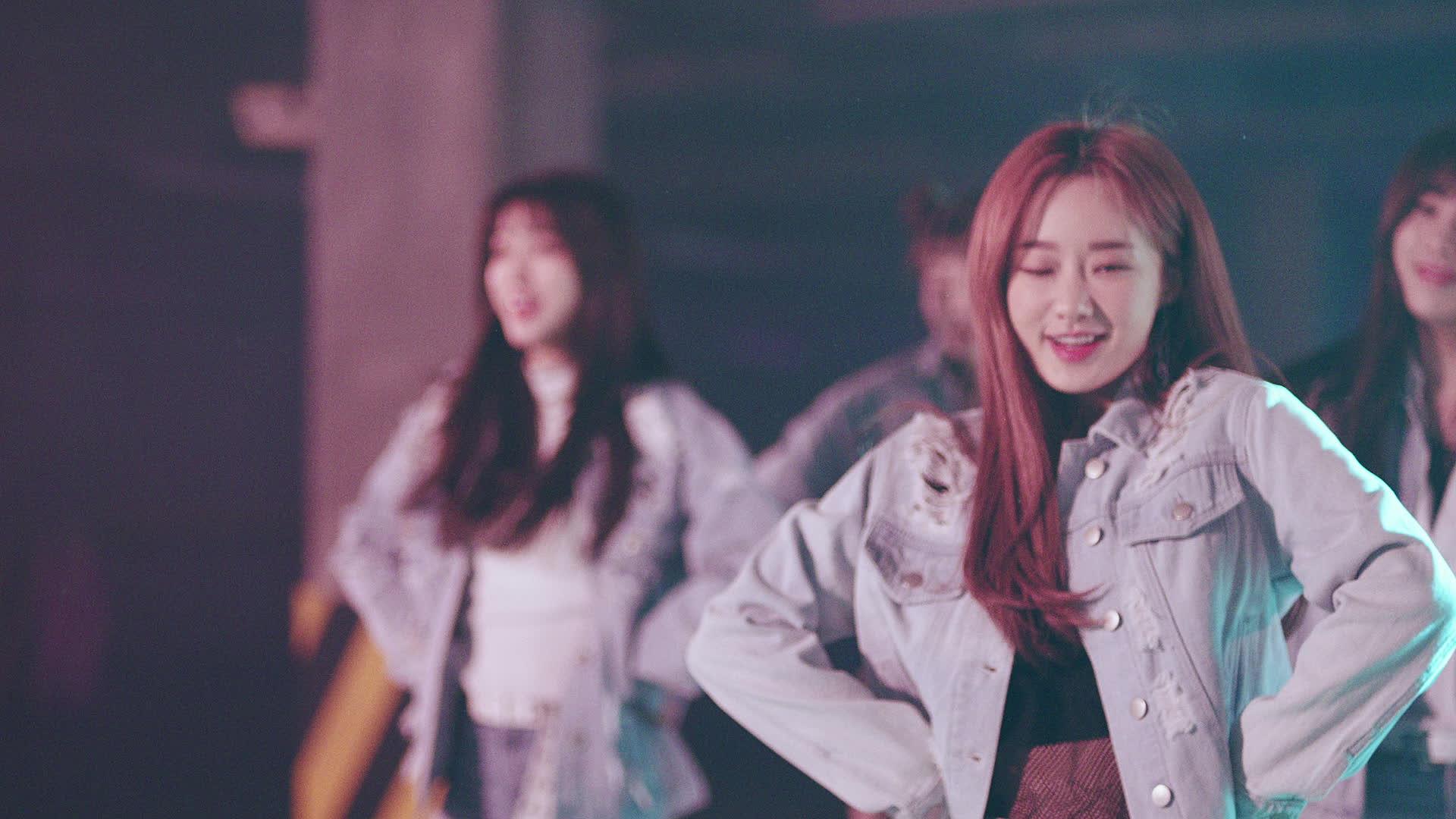 """유닛G 신곡 """"TING"""" 안무티저영상 / [UNIT G - Teaser of the new song """"TING""""]"""