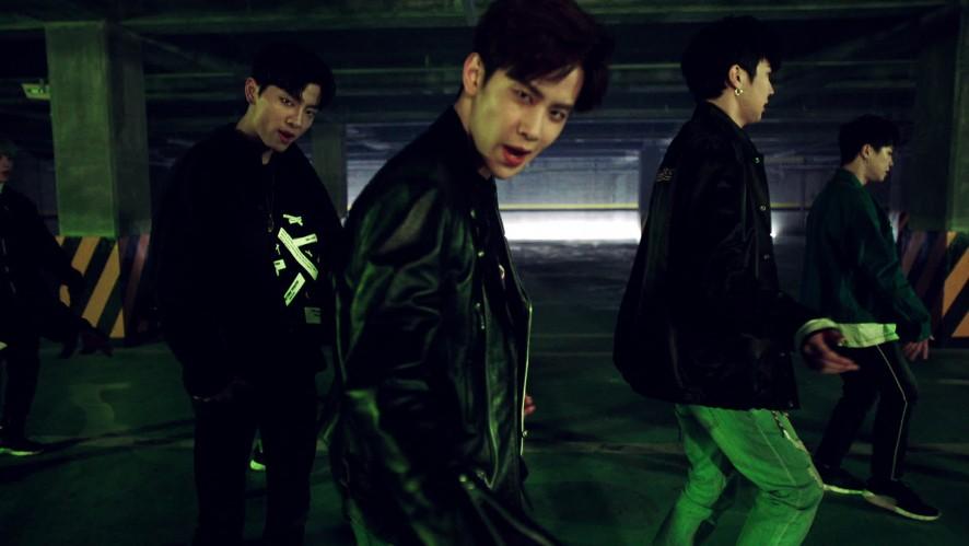 """유닛B 신곡 """"끌어줘"""" 안무티저영상 / [UNIT B - Teaser of the new song """"Pull Me""""]"""