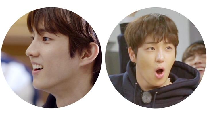 [THE 100] 더보이즈 (THE BOYZ) 캐릭터 TEASER - 큐 & 현재