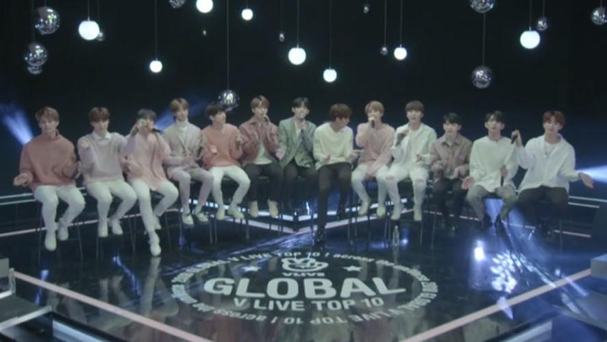 [FULL] 2018 GLOBAL VLIVE TOP 10 - Seventeen
