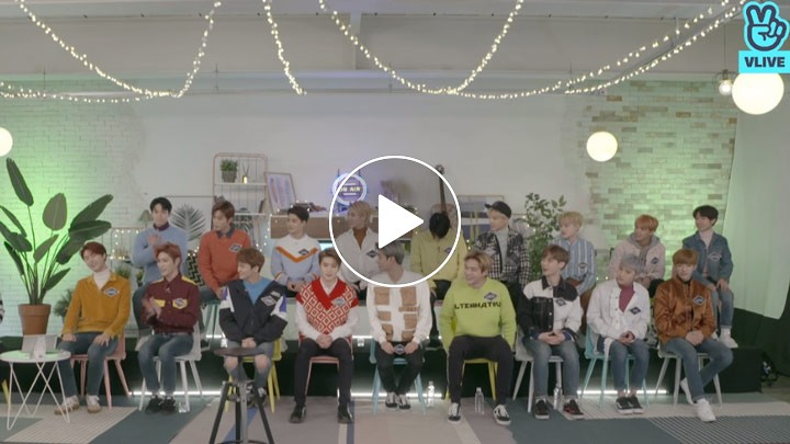 V LIVE - [FULL] 웰컴 NCT 2018 (WELCOME NCT 2018)