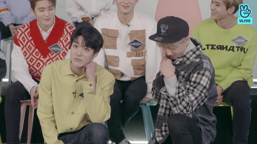 [NCT] 엔시티 개인기 안귀엽게 보는 법 그런 거 몰라! (NCT showing their talents)