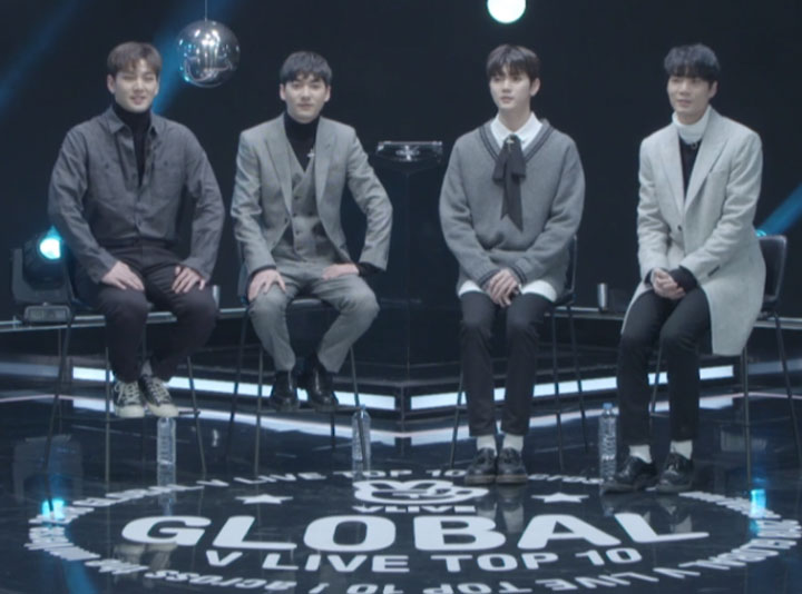 [ FULL] 2018 GLOBAL VLIVE TOP 10 - NU`EST W
