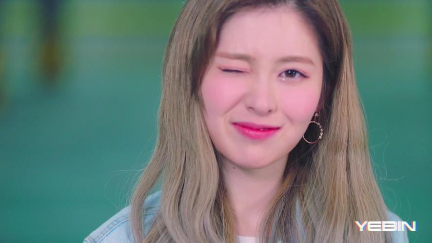 예빈 / 개인 슬로우 티저 [YEBIN / Slow Teaser]