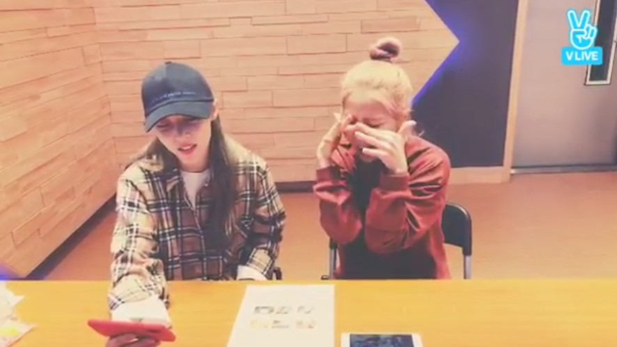 [MAMAMOO] 용콩별콩 핑프여도 좋못사…!! (롬곡옾눞) (MAMAMOO's new words test)