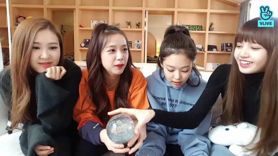 2018 GLOBAL VLIVE TOP 10 - BLACKPINK