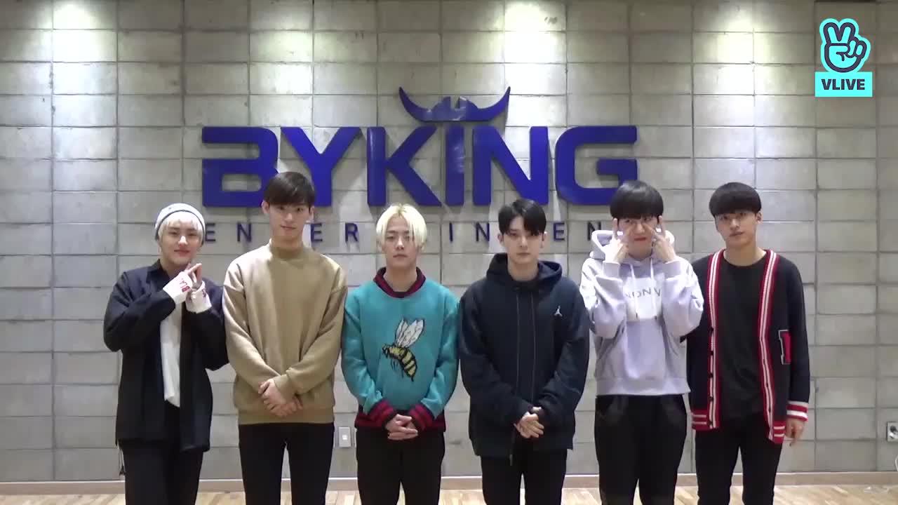 BLK V LIVE 채널 오픈!