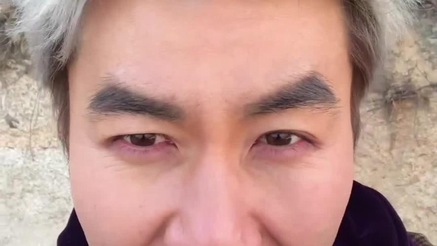 """정상에서 영상 통화 """"노홍철이랑 등산 가즈아!"""""""