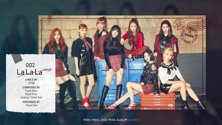 Weki Meki 위키미키 - 2nd Mini Album 'LUCKY' Highlight Medley