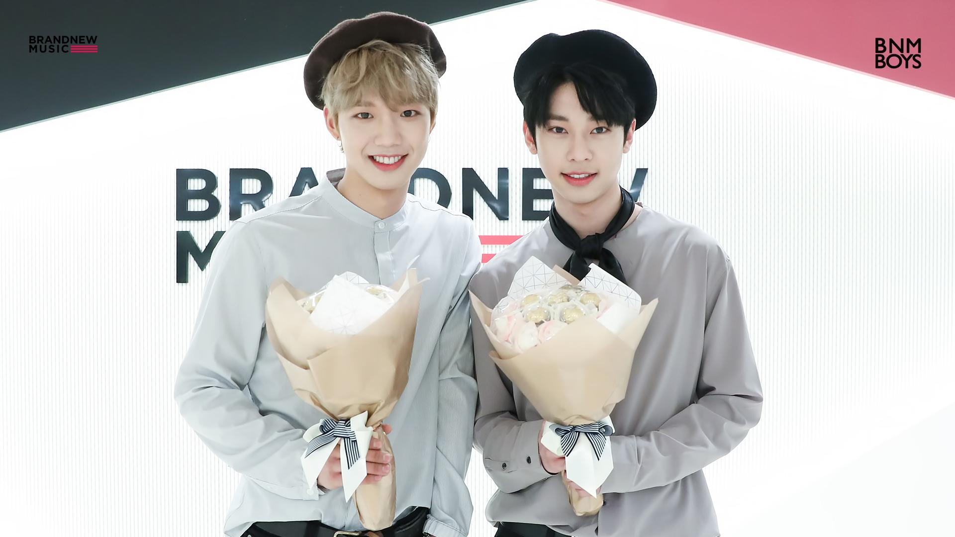 MXM (BRANDNEWBOYS) – '다이아몬드걸' (Valentine Day.ver) Dance Practice