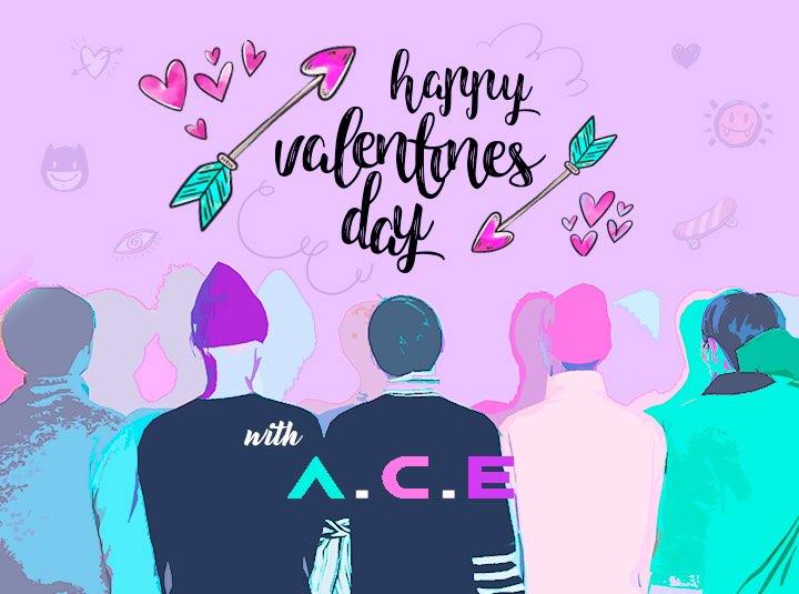 A.C.E #4. Happy Valentines Day!