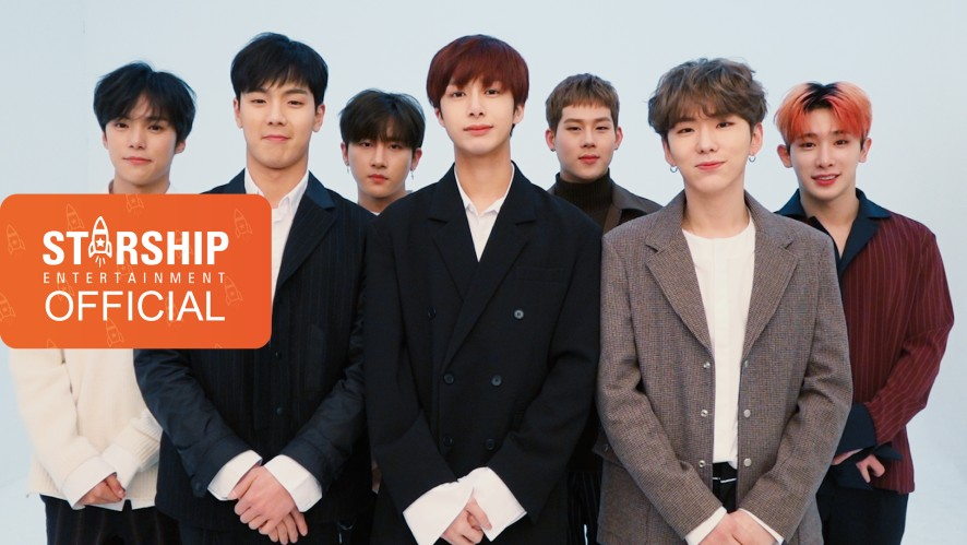 [Special Clip] 몬스타엑스(MONSTA X) - 2018 설날인사 (2018 New Year's Greetings) Korean Ver.