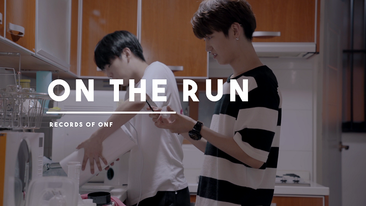 [ON THE RUN] EP.15 ON THE CLEANING