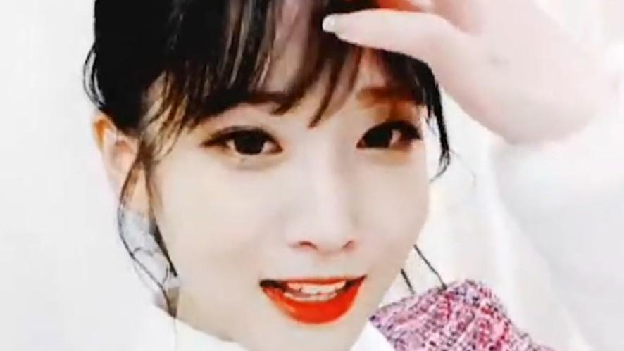 [LOVELYZ] 💞신개념 하트돌리기(?) 방송💞 (LOVELYZ's relay V)