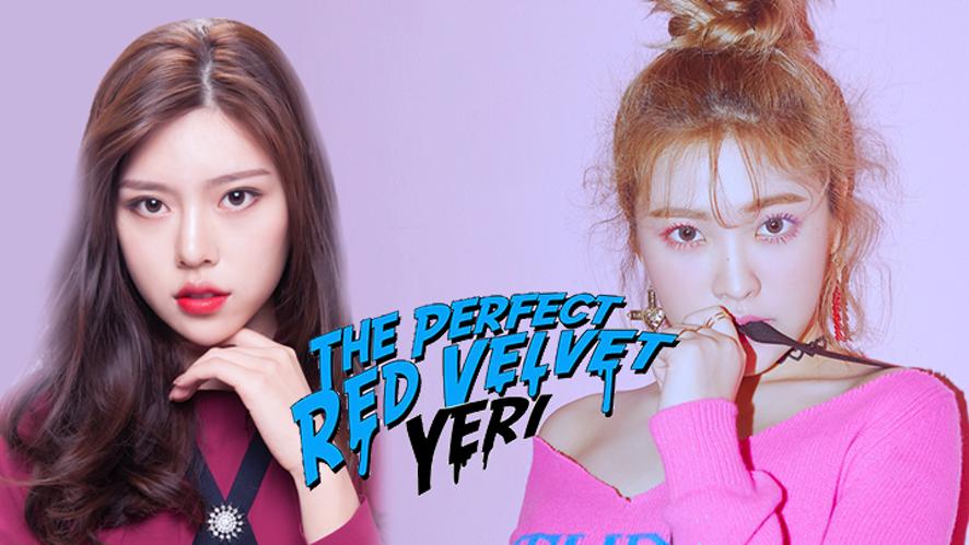 """레드벨벳 배드 보이 예리 메이크업 The RED VELVET """"Bad Boy"""" YERI makeup"""