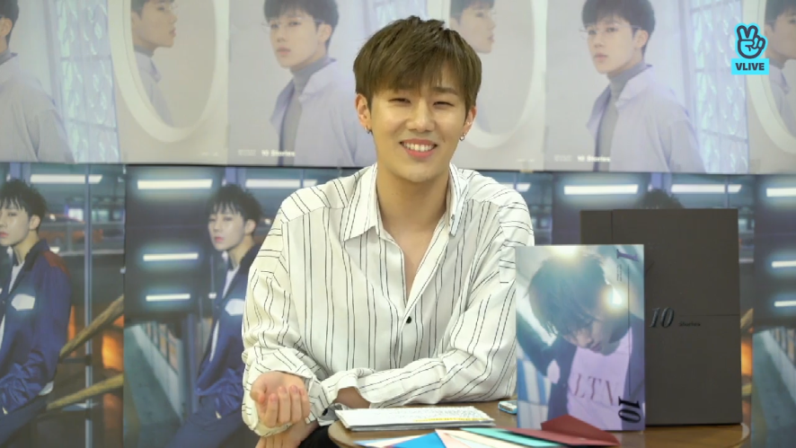 [INFINITE] 성규를 사랑하는 10가지 이유💛 (Sungkyu saying his 10 strengths)