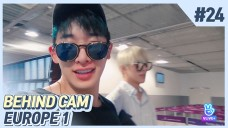 《BEAUTIFUL》Behind EP. 20 Behind CAM : EUROPE_1