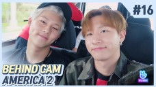 《BEAUTIFUL》Behind EP. 13 Behind CAM : AMERICA_2