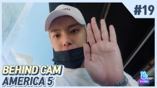 《BEAUTIFUL》Behind EP. 16 Behind CAM : AMERICA_5
