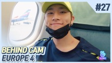 《BEAUTIFUL》Behind EP. 23 Behind CAM : EUROPE_4