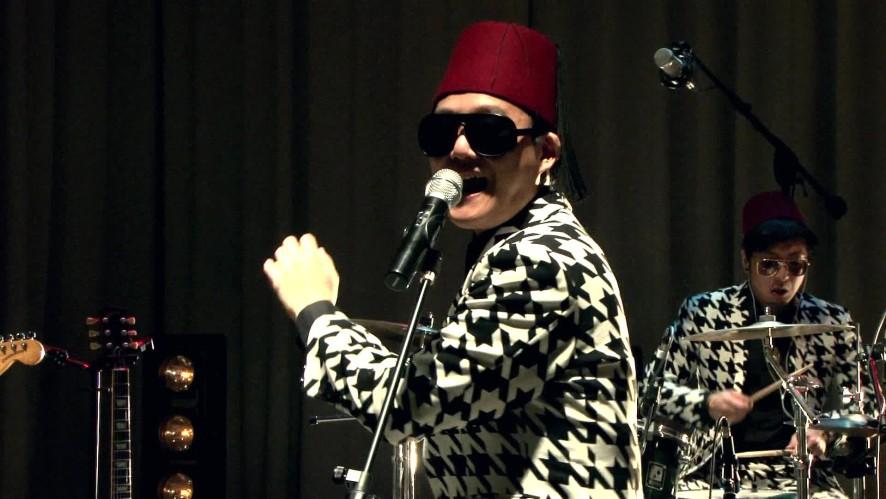 [ONSTAGE] 술탄 오브 더 디스코(Sultan Of The Disco) - 탱탱볼