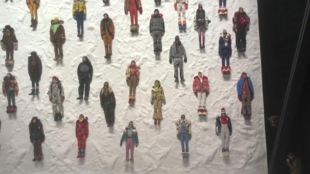 [Milan Fashion Week] MONCLER GENIUS COLLECTION - Grenoble by Sandro Mandrin - FW 18-19