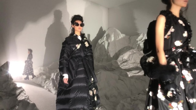 [Milan Fashion Week] MONCLER GENIUS COLLECTION - Simone Rocha - FW 18-19