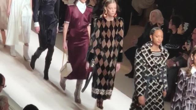 [Milan Fashion Week]  Fendi Show - Women's FW 18