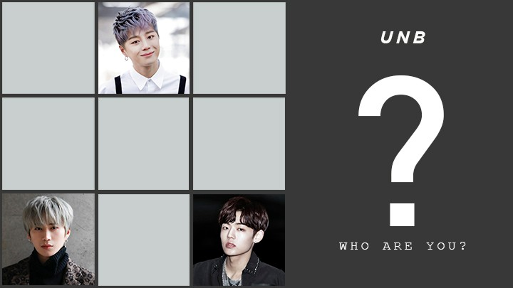 UNB, WHO ARE U? - 준 ver.