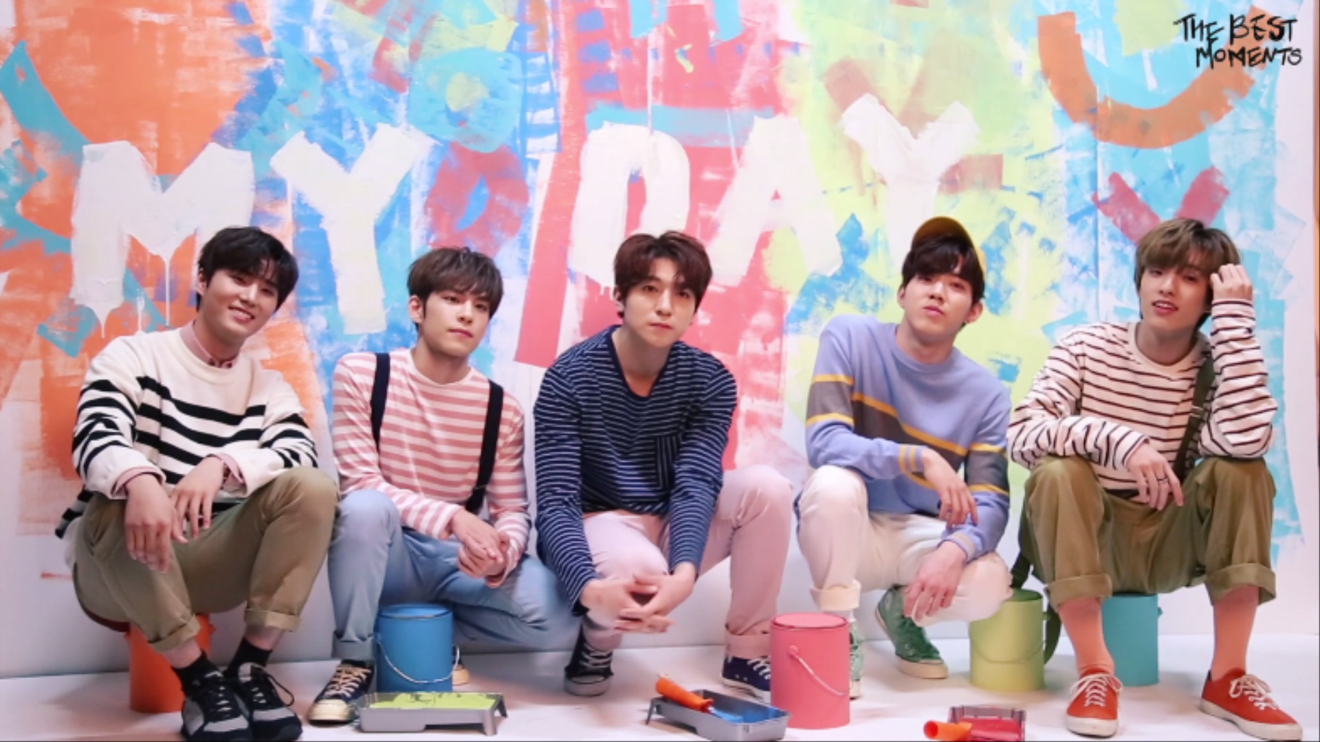 DAY6(데이식스) <EVERY DAY6 FINALE CONCERT -THE BEST MOMENTS-> MD Making BEHIND