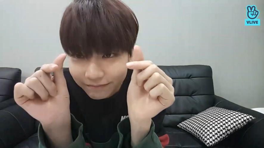 [UNB] 기여운 기듕이의 애교 보고 가시듕💕(KIJUNG's cute aegyo)