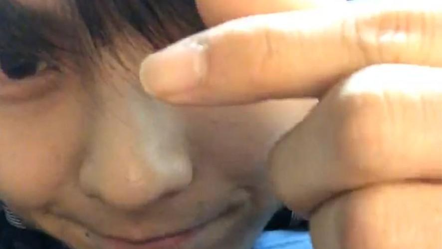 [BTOB] 평생 이민혁 좋아하면 돼😭 (MINHYUK singing for his fans)