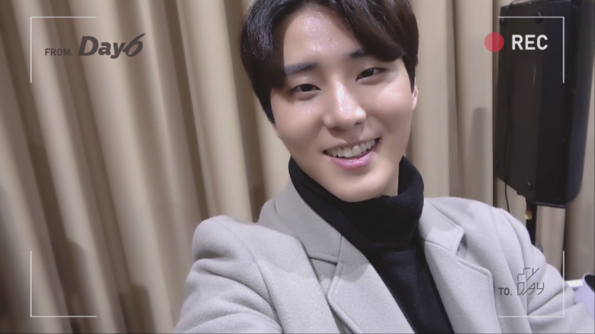 DAY6(데이식스) Special Greeting From Young K(영케이)