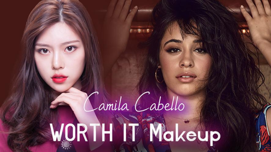 Fifth Harmony Camila cabello Worth It 메이크업/댄스 cover makeup/dance