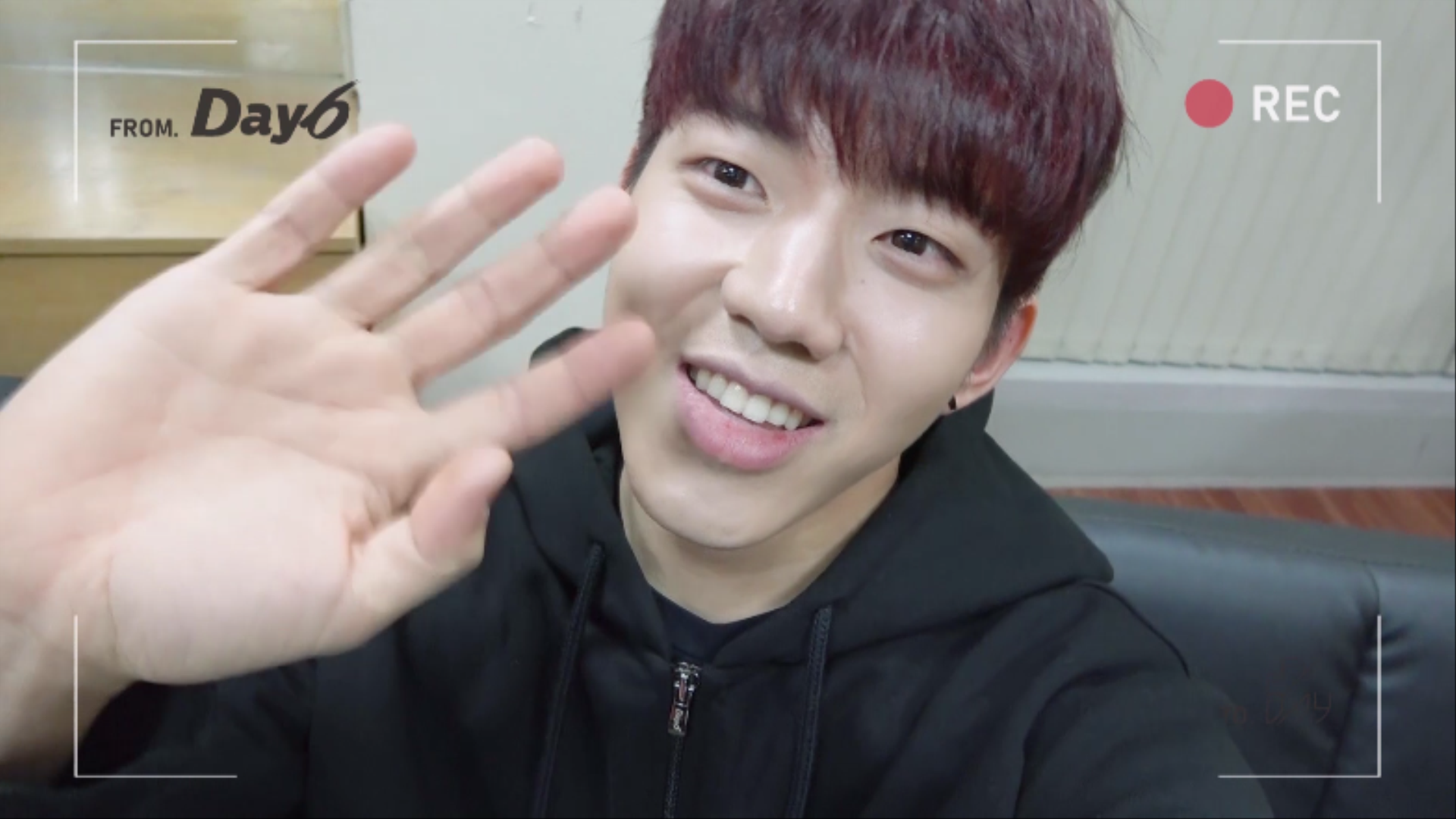 DAY6(데이식스) Special Greeting From 도운