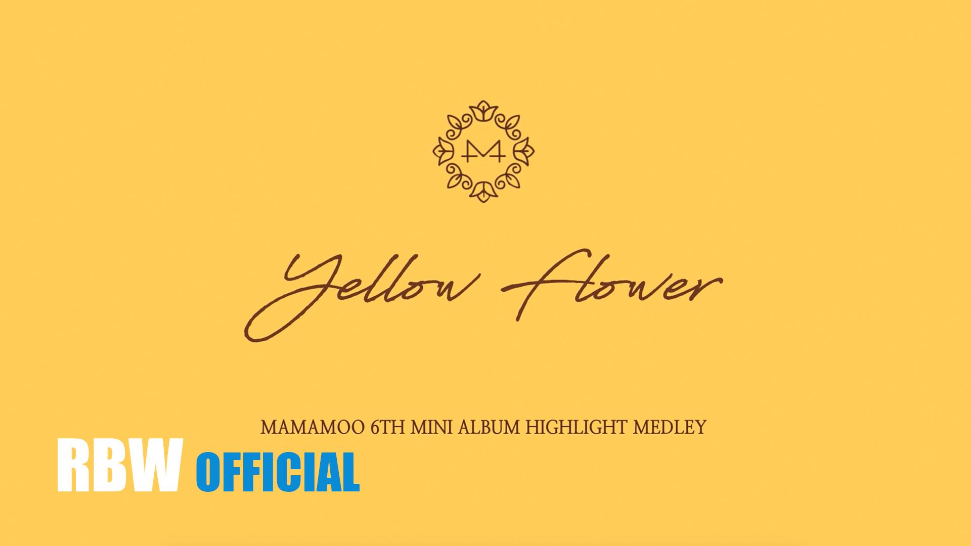 V Live Highlight Yellow Flower