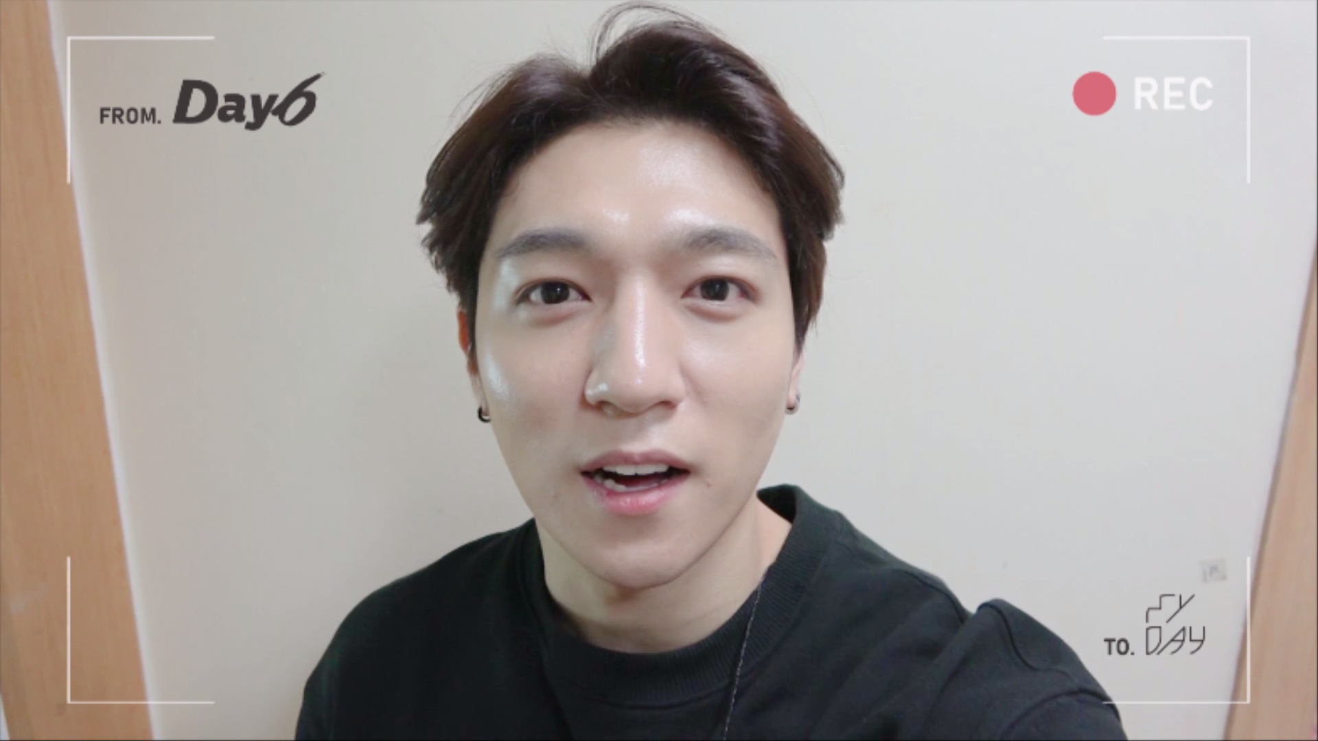 DAY6(데이식스) Special Greeting From 성진