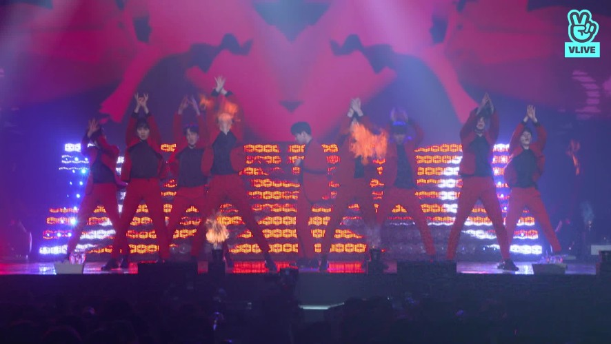 Dancing with the Devil (LIVE @ UNB THANKS TO FANMEETING)