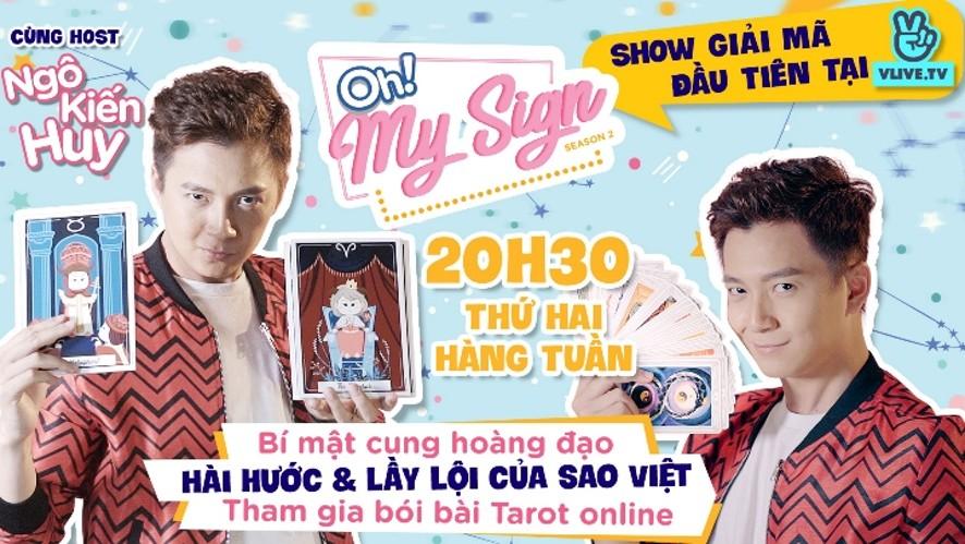 Oh My Sign tập 23 - Khách mời JSOL - Cara Phương